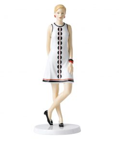 1960s Penny HN5596 - Royal Doulton Figurine - Fashion Through the Decades