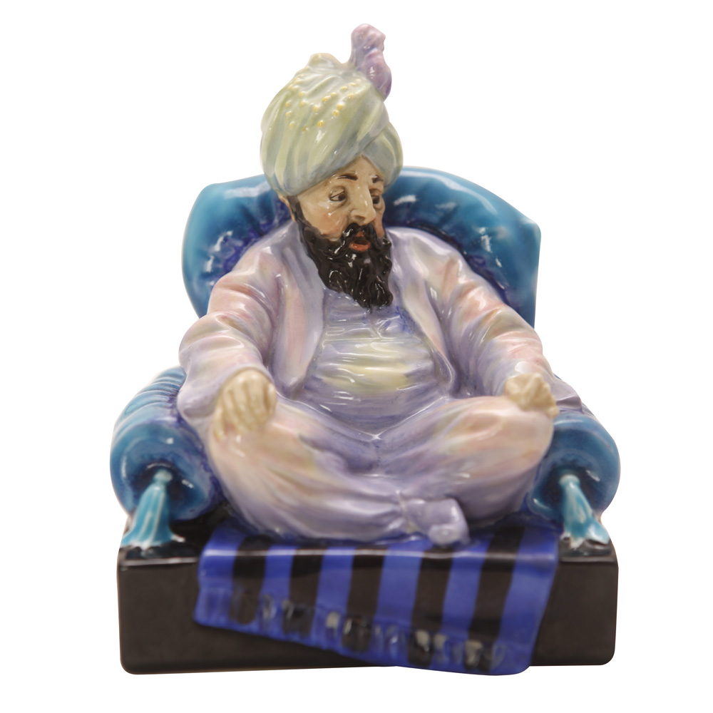 Abdullah HN1410 - Royal Doulton Figurine