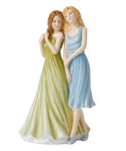 Always Friends (Mini) HN5683 - Royal Doulton Figurine
