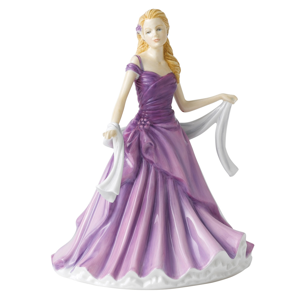 Amanda HN5601 - Royal Doulton Petite Figurine