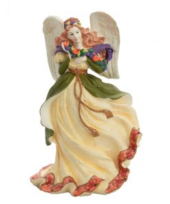 Angel of Autumn AN7403 - Royal Doulton Figurine