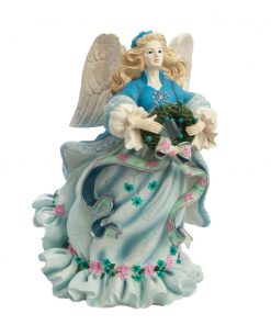 Angel of Winter AN7404 - Royal Doulton Figurine