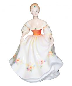 Angela HN2389 - Prototype Color Variation - Royal Doulton Figurine