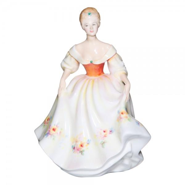 Angela HN2389 - Prototype Color Variation - Royal Doulton Figurine