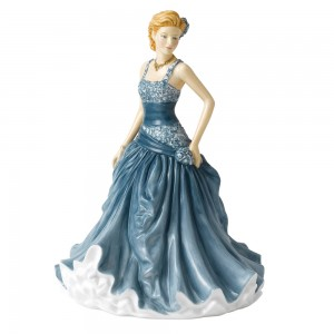 Angela HN5603 - Royal Doulton Figurine - Full Size