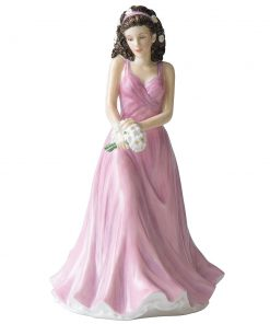 April HN5503  - Royal Doulton Petite Figurine