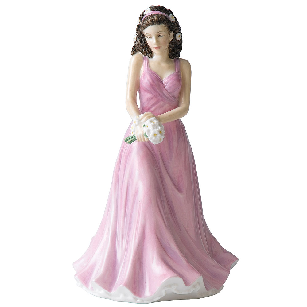 April HN5503  - Royal Doulton Petite Figurine