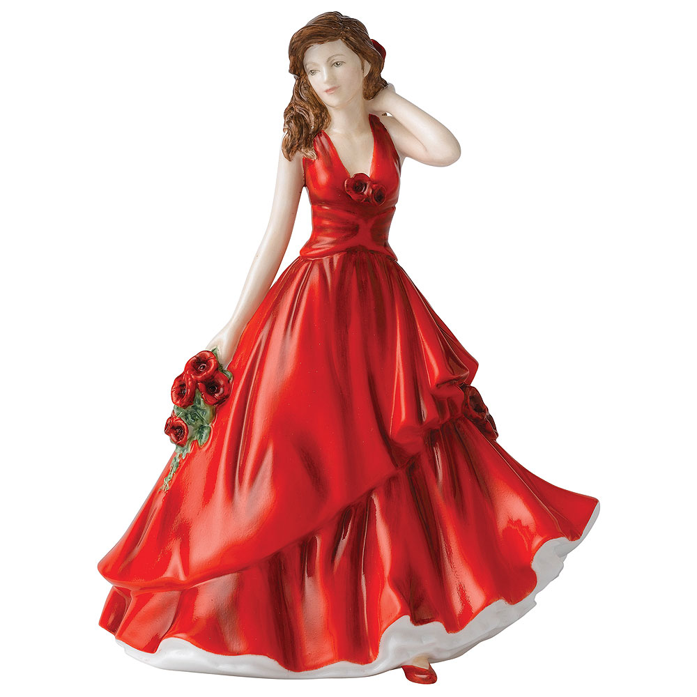August HN5507  - Royal Doulton Petite Figurine