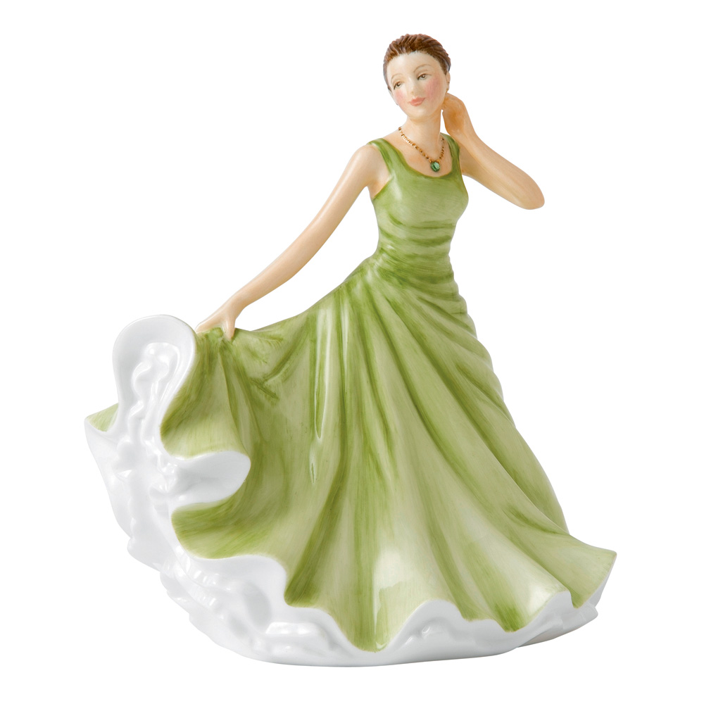 August Peridot HN5633 - Royal Doulton Figurine