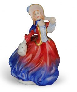 Autumn Breezes - Mini - Royal Doulton Figurine