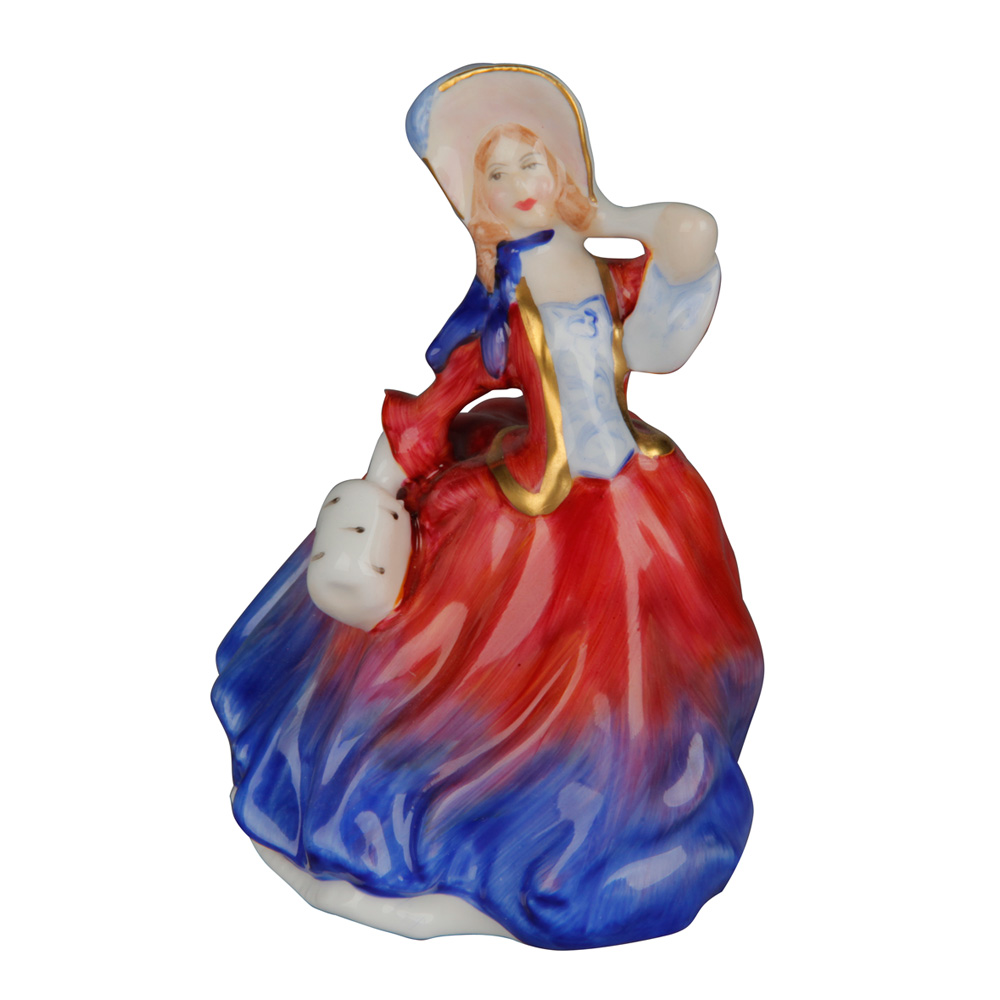 Autumn Breezes HN2180 - Royal Doulton Figurine