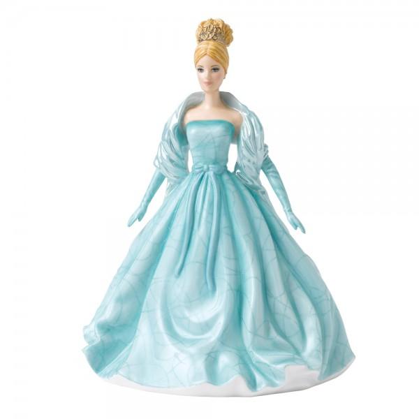 Barbie Collectors Edition - Royal Doulton Figurine