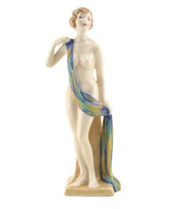 Bathing Beauty HN4399 - Royal Doulton Figurine