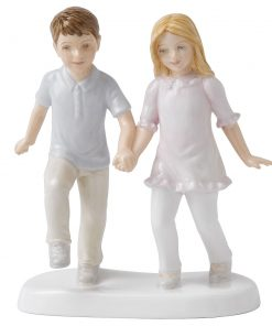 Best Friends HN5475  - Royal Doulton Figurine