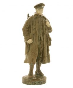 Blighty (Khaki Coloration) HN323 - Royal Doulton Figurine