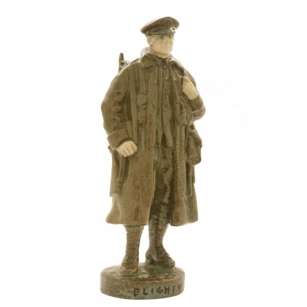 Blighty HN323 Titanium - Royal Doulton Figurine