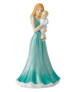 Bundle of Joy (Mini) HN5684 - Royal Doulton Figurine