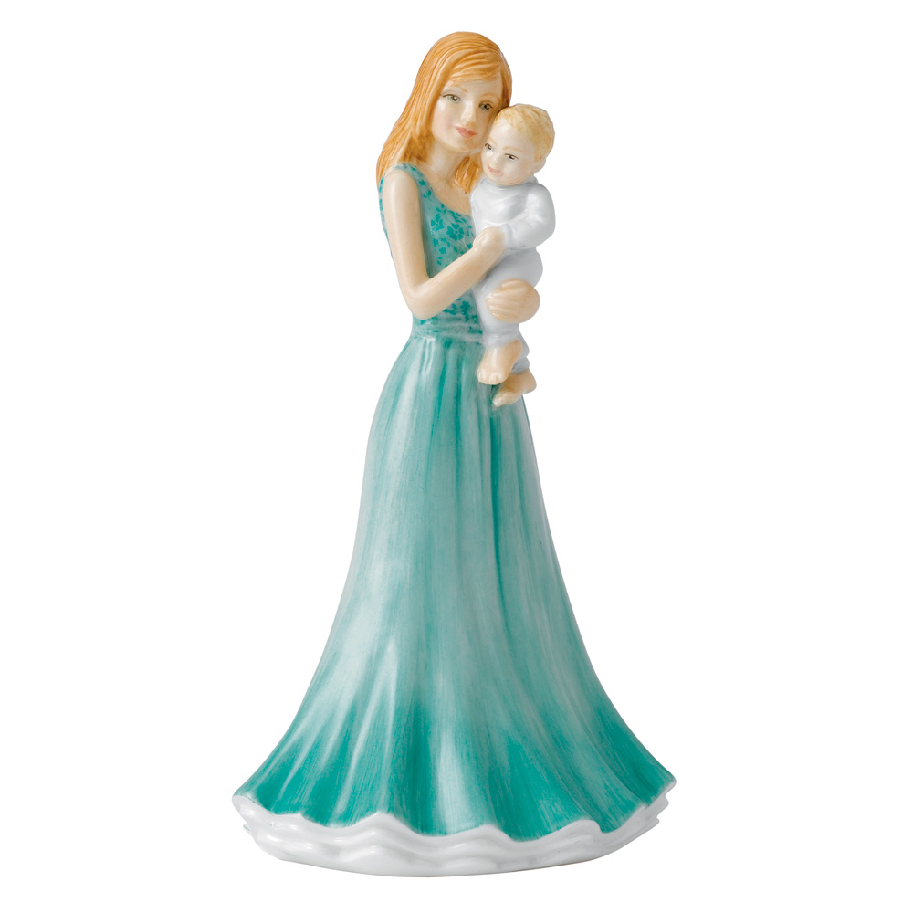 Bundle of Joy (Mini) HN5684 - Royal Doulton Figurine
