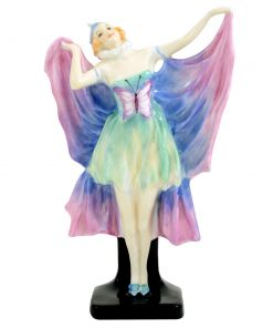 Butterfly Woman HN1456 - Royal Doulton Figurine