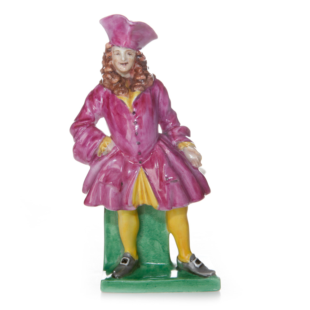 Captain MacHeath - Color Variation - Royal Doulton Figurine