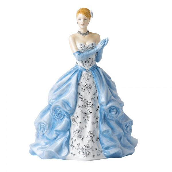 Catherine HN5586 2013 - Figure of the Year - Royal Doulton Figurine