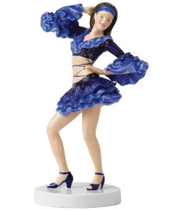 Cha Cha HN5447 - Royal Doulton Figurine - Dance Collection