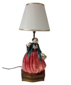 Charmian HN1568 - Royal Doulton Lamp Figurine