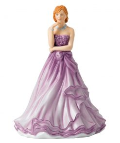Cheryl (Petite) HN5722 - Royal Doulton Figurine