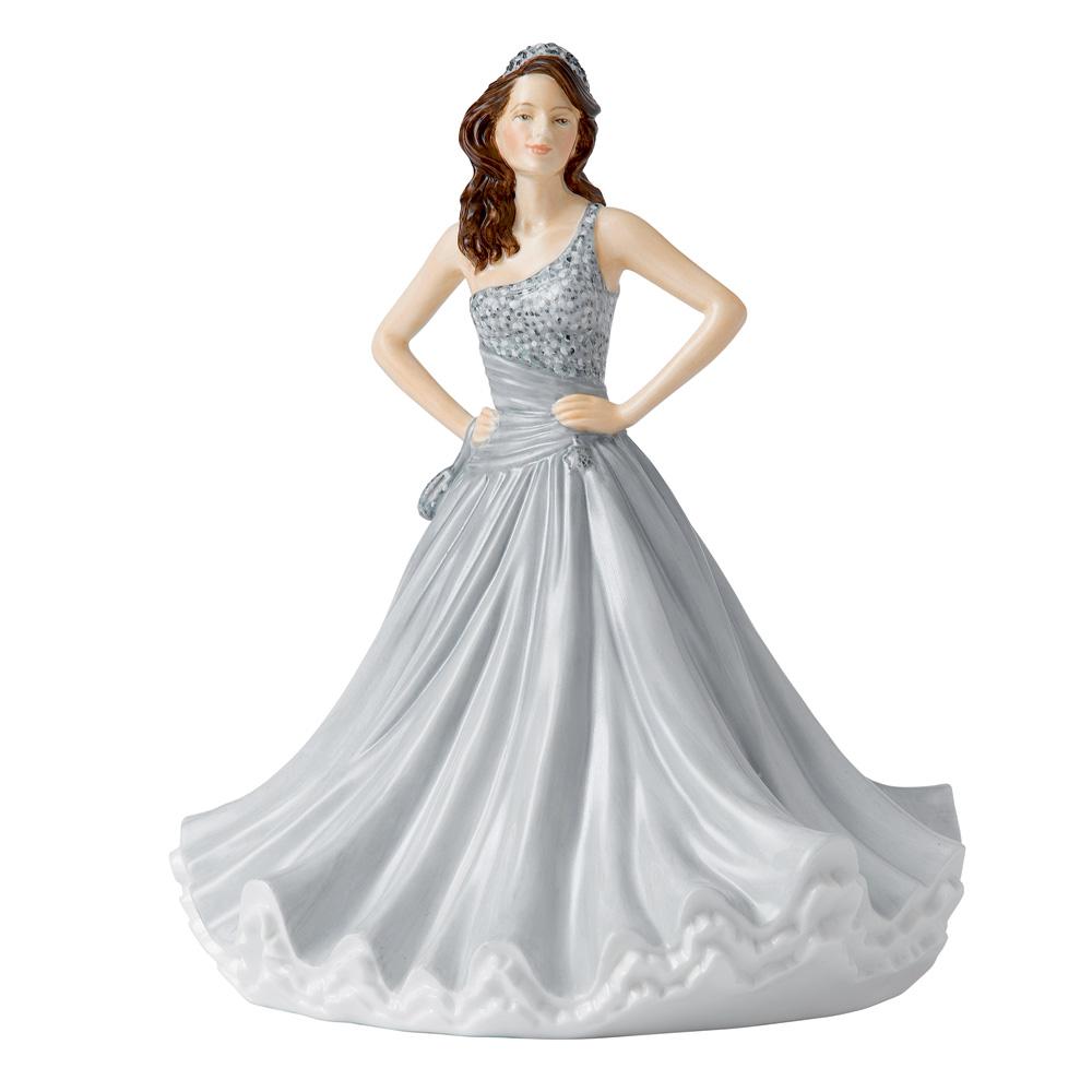 Christine HN5621 - Royal Doulton Figurine - Full Size