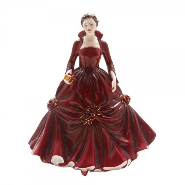 Christmas Wish HN5119 - Royal Doulton Figurine
