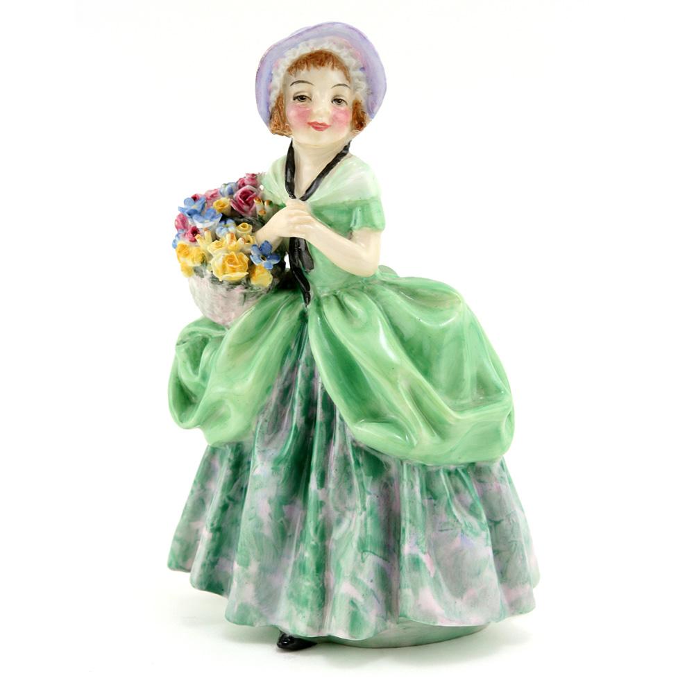 Cissie HN1808 - Royal Doulton Figurine