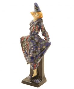 Clownette HN1263 - Royal Doulton Figurine