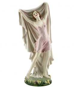Coming of Spring HN1722 - Royal Doulton Figurine