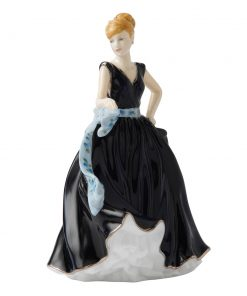 Congratulations HN5575 - Royal Doulton Mini Figurine
