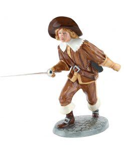 D'Artagnan HN4417 - Royal Doulton Figurine