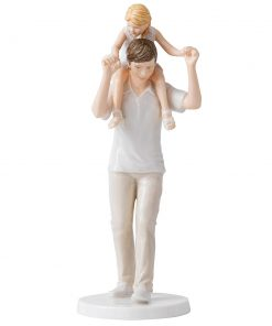 Daddys Girl HN5479 - Royal Doulton Figurine