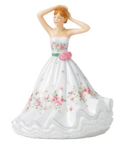 Dawn (Petite) HN5663 - Royal Doulton Figurine