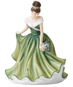 December HN5511  - Royal Doulton Petite Figurine