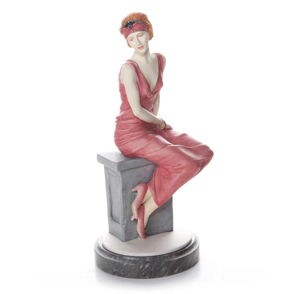 Donna - Sculpted - Royal Doulton Figurine