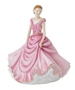 Donna HN5590 2013 - Figure of the Year - Royal Doulton Petite Figurine