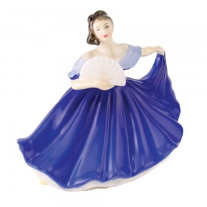 Elaine HN3214 - Factory Sample - Royal Doulton Figurine