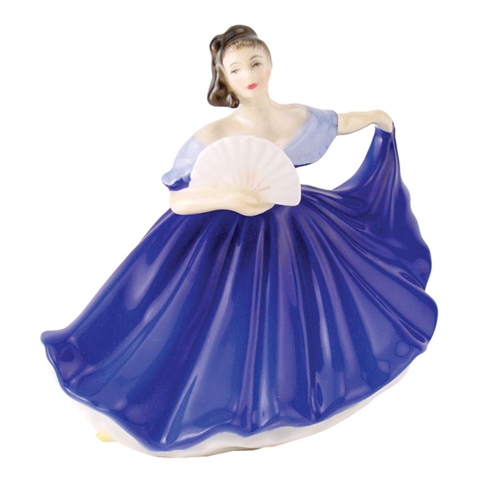 Elaine HN3214 - Factory Sample - Royal Doulton Figurine