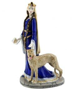 Eleanor of Aquitaine HN3957 - Royal Doulton Figurine