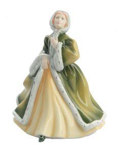 Emma Style Seven HN4840 - Royal Doulton Petite Figurine
