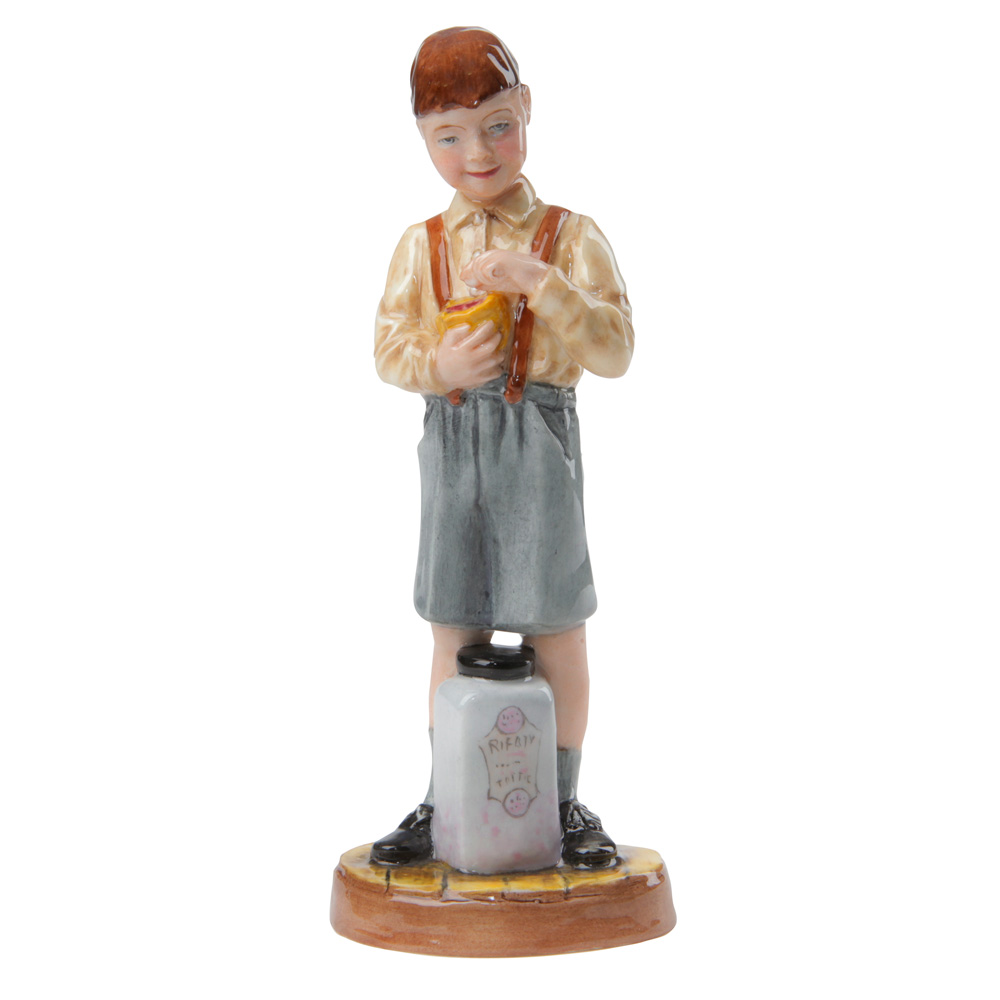 End of Sweet Rationing HN5023 - Royal Doulton Figurine