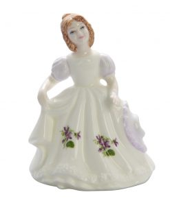 February HN3331 - Royal Doulton Figurine