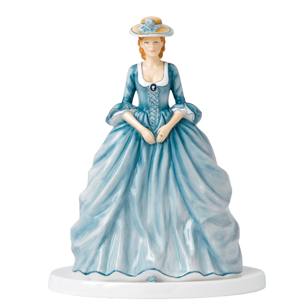 Georgiana HN5681 - Royal Doulton Figurine
