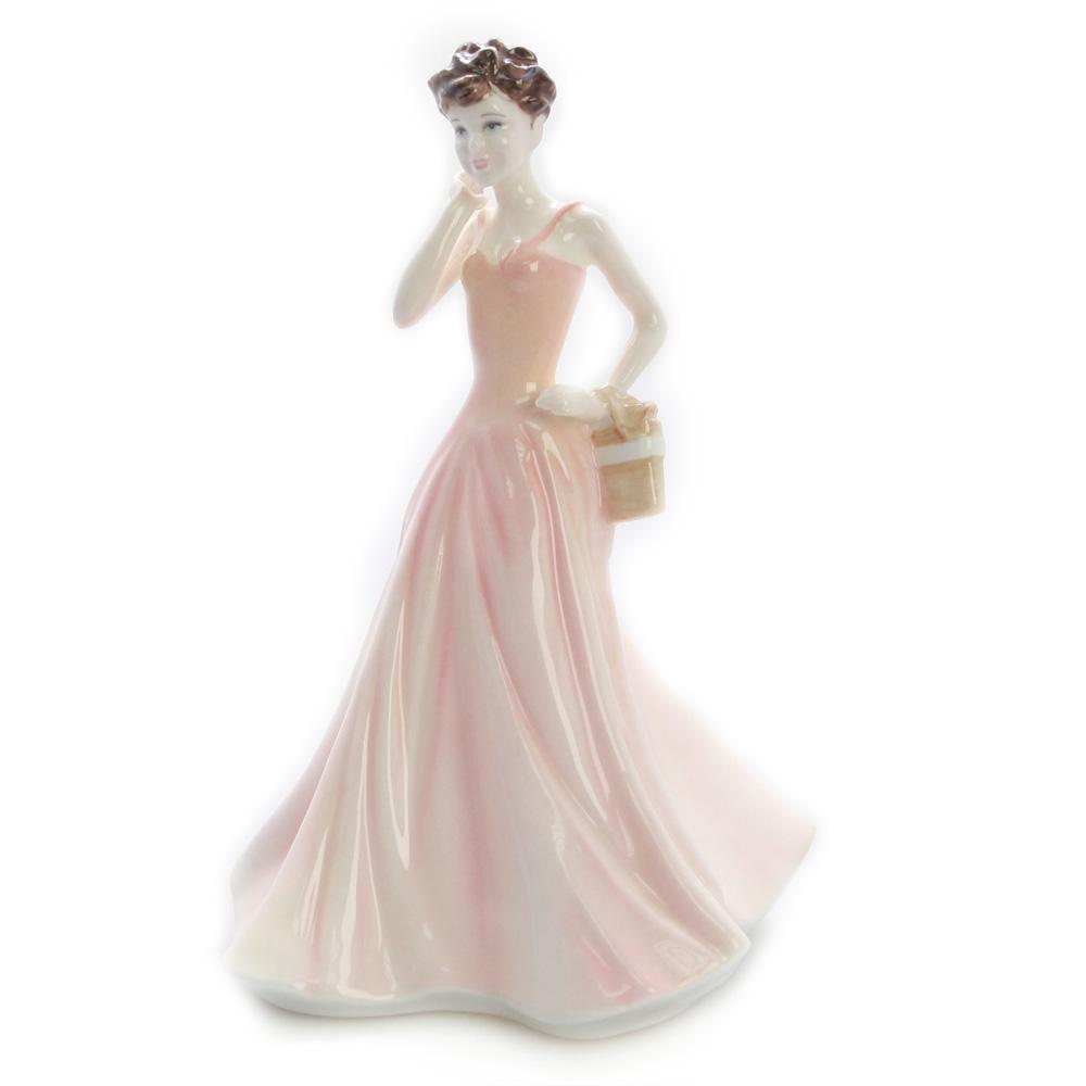 Georgina HN4047 - Royal Doulton Figurine