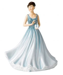 Happy Anniversary (Mini) HN5685 - Royal Doulton Figurine