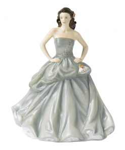 Happy Birthday 2013 HN5587 - Royal Doulton Figurine - Full Size